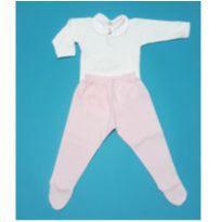CONJUNTO BODY + CALÇA FOR BABY - Recém Nascido - For Baby