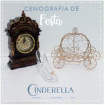 CENOGRAFIA DE FESTA - CINDERELA -  - Não informada
