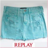 MINISSAIA JEANS COLOR - REPLAY - 16 anos - Replay