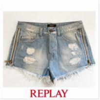 SHORT JEANS - REPLAY - 16 anos - Replay