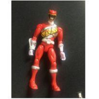 Power Ranger Dino Charge Vermelho -  - Sunny