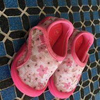 tênis klin confort 18 rosa nunca usado - 18 - Klin