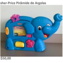 Elefante ABC aprendizagem -  - Fisher Price