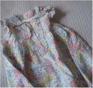Vestido florido GAP - 3 a 6 meses - GAP