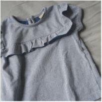 Blusa babadinhos e manga boneca - 12 a 18 meses - Renner
