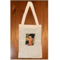 ECOBAG Frida Kahlo -  - Artesanal