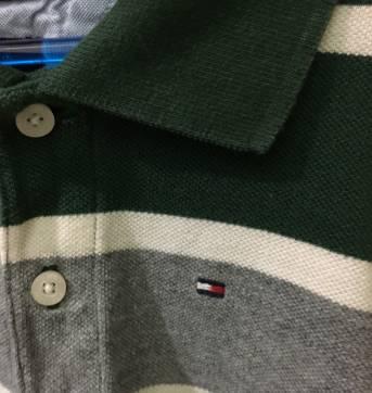 Camisa Tommy Hilfiger 6-7 Anos - 6 anos - Tommy Hilfiger