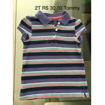Camisa Tommy Hilfiger - 2 anos - Tommy Hilfiger