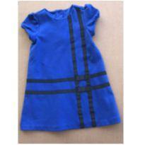Vestido Azul  Janie and Jack - 3 anos - Janie and Jack