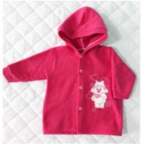 Casaco de Soft Pink - 6 a 9 meses - Carollina baby acessórios