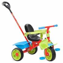 Triciclo Bandeirante Smart Plus com empurrador -  - Bandeirante