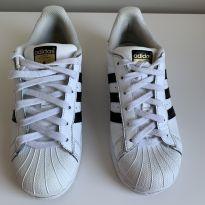 Tênis adidas Originals Superstar Foundat Branco - 36 - Adidas