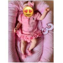 Vestido Ralph Lauren 3m - 3 meses - Ralph Lauren