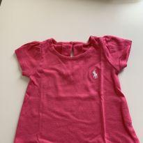 Camiseta Ralph Lauren 3 meses Original - 3 a 6 meses - Ralph Lauren