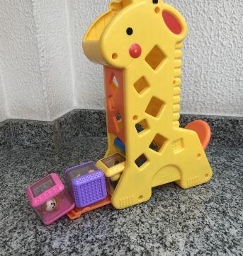 Girafa Fisher-Price - Sem faixa etaria - Fisher Price