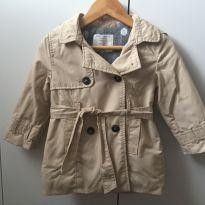 Trench Coat Zara Baby Bege - 12 a 18 meses - Zara Baby