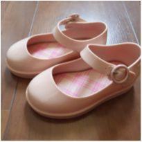 Sapato boneca Zaxynina Rosa bebê - 20 - Zaxy