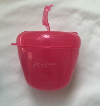 Dosador de leite em pó ROSA MULTIKIDS - Sem faixa etaria - Multikids Baby