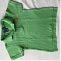 Camisa polo verde - 24 a 36 meses - Ralph Lauren