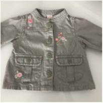 Parka bordada - 6 a 9 meses - Old Navy (USA)