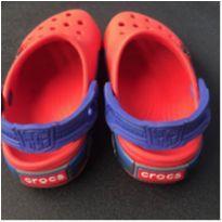 CROCS Transformers vermelha - 25 - Crocs