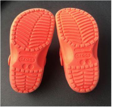 CROCS Laranja - 25 - Crocs