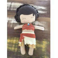 Boneca Moana -  - Não informada