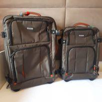 2 malas de viagem mão e despacho Kenneth Cole -  - Kenneth Cole