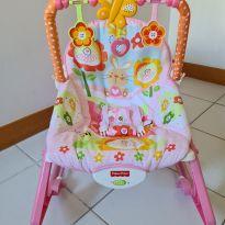 Cadeira de Descanso Bouncer Minha Infância Meninas - Fisher Price -  - Fisher Price