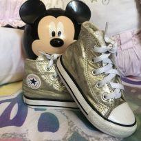 Tênis Ouro Converse - 21 - ALL STAR - Converse