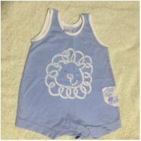 Romper Baby fashion M - 3 a 6 meses - Baby fashion