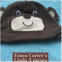 Touca Carter's 3 meses - 3 meses - Carter`s