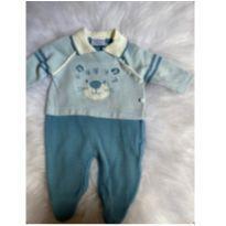 Macacão Tigre B bebê  TAM RN