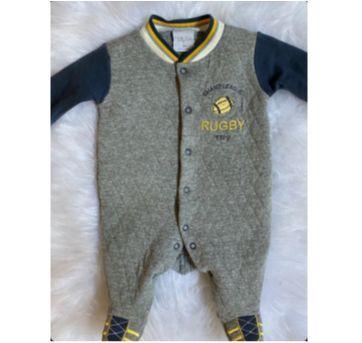 Macacão Tilly Baby  TAM RN (0 a 1 mês ) - Recém Nascido - Tilly Baby