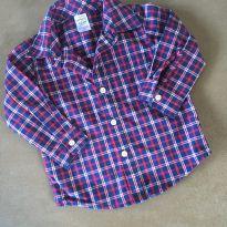 Camisa Carter's 12 meses