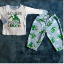 Pijama Carter's 12 meses - 9 a 12 meses - Carter`s