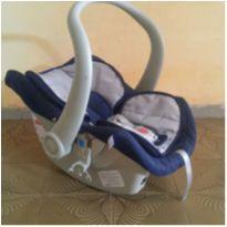 Bebê conforto Galzerano Cocoon - Azul - Com base -  - Galzerano
