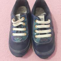 Tenis azul com rosa - 23 - Pimpolho