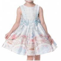 Vestido Petit Cherrie Birds BAPHO - 3 anos - Petit Cherie