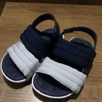 Sandalia azul menino - 19 - Molekinho