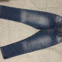 Calça jeans gijo - 3 anos - Baby Gijo