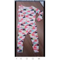 Pijama carters - 9 a 12 meses - CARTERS/TIPTOP/ZARA