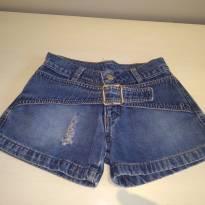 Shortinho jeans - 10 anos - Picnic