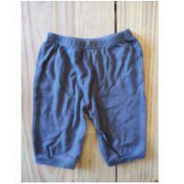 Calça algodão cinza - 6 a 9 meses - Little Beginnings