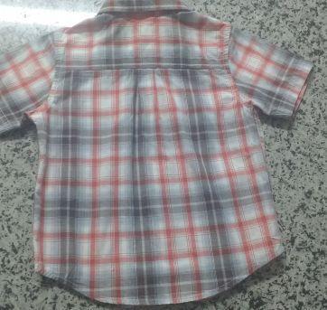 Camisa Xadrez Gymboree!! - 18 a 24 meses - Gymboree