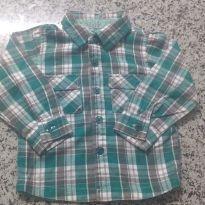Camiseta Xadrez Tip Top !! - 2 anos - Tip Top