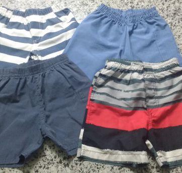 Lotinho Shorts 4 peças!!! - 1 ano - Variadas