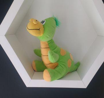 Fofo Dino Verde!! - Sem faixa etaria - Importado