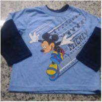 Fofa Camiseta Disney! - 3 anos - Disney