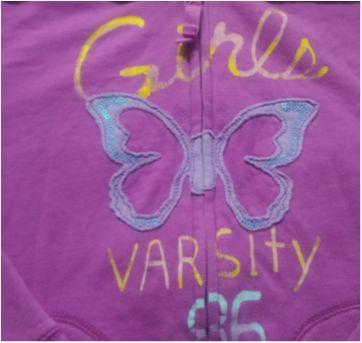 Blusa em Moletom  Gap Kids!! - 10 anos - GAP